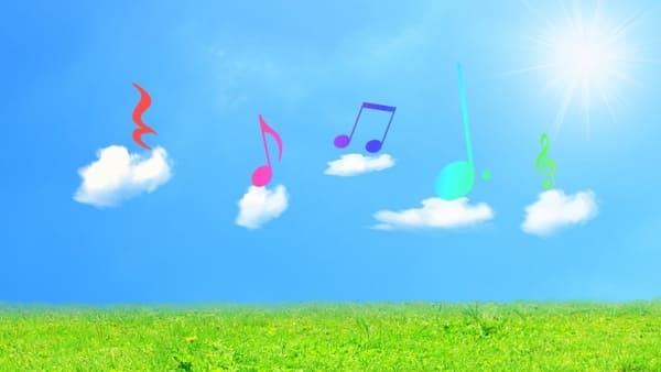 音楽楽しい